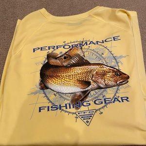 PFG Columbia Fishing Performance Shirt